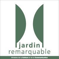 Logo jardin remarquable medium