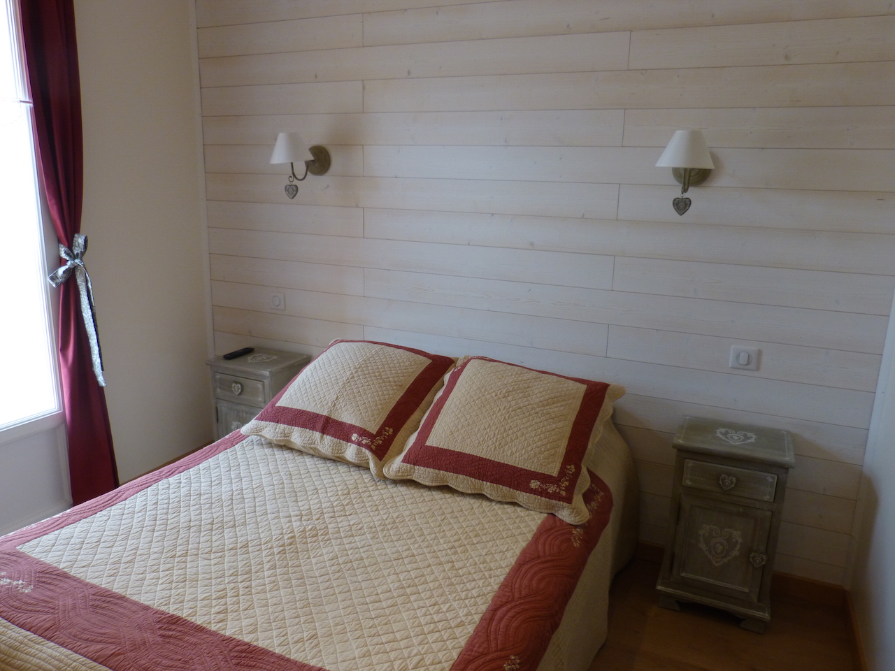 "Bedroom ""Soleil couchant"""
