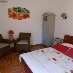 Gite T1bis - 2 pers - 40 m2 : chambre