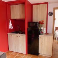 Gite T1bis - 2 pers - 40 m2 : séjour / kitchenette